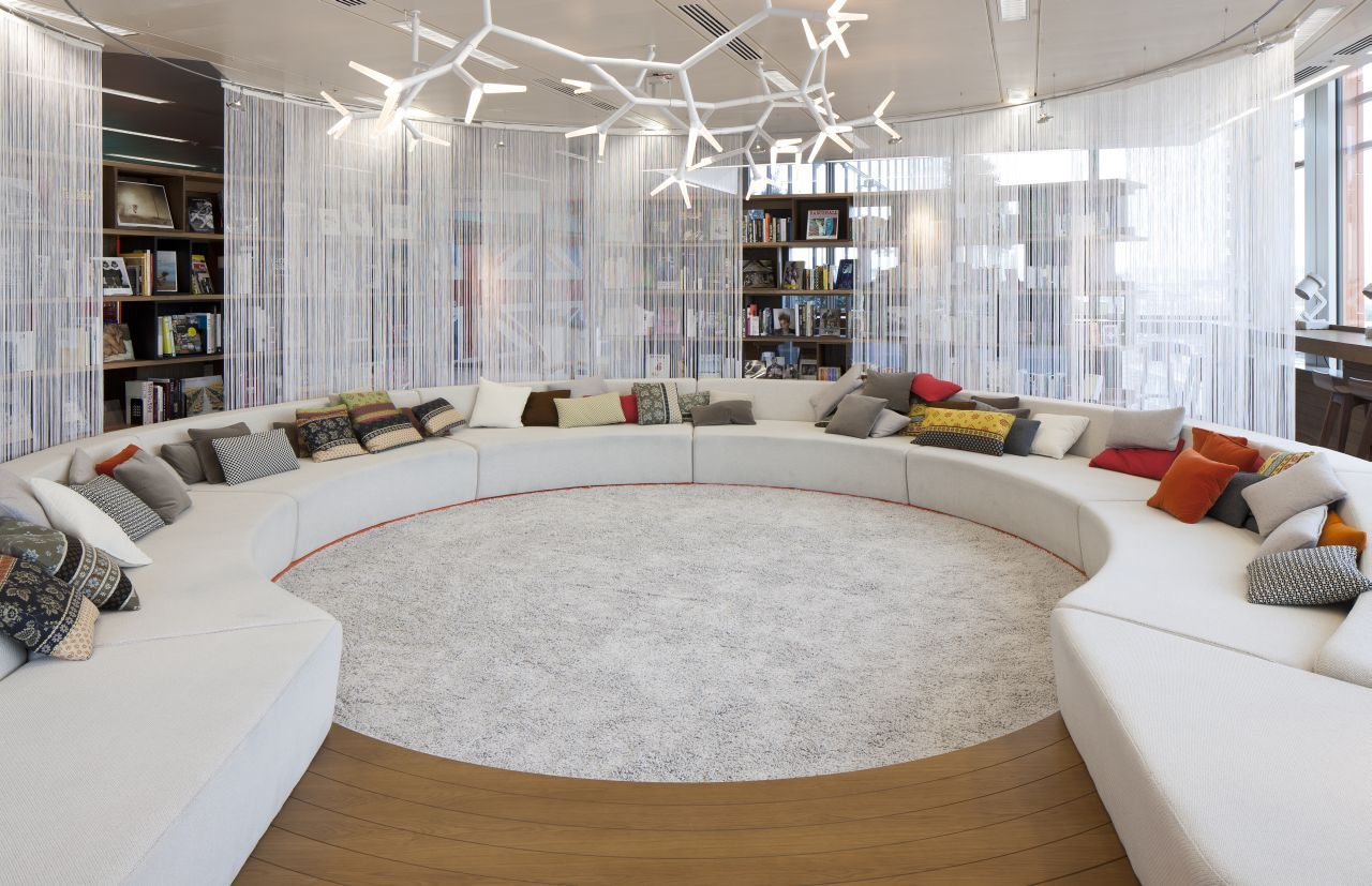 Фантастический дизайн гостиной - независимый информационно-н.