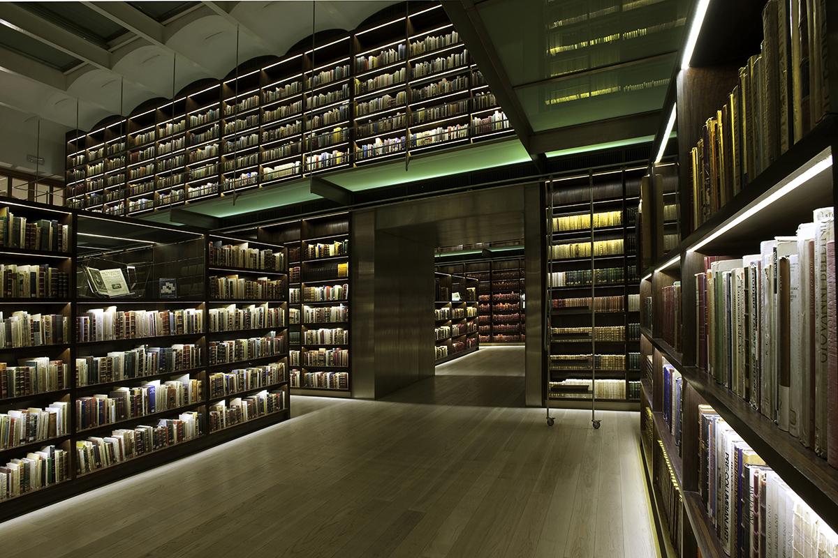 Antonio Castro Library / BGP Arquitectura, © Jaime Navarro