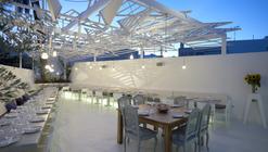 Phos Restaurant In Mykonos Town / LM Architects