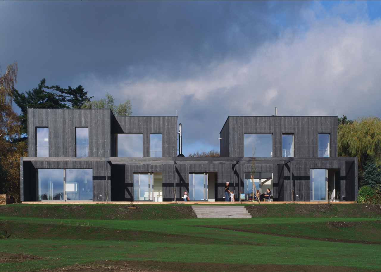 House for two families / Triendl und fessler architekten, © Karoline Mayer