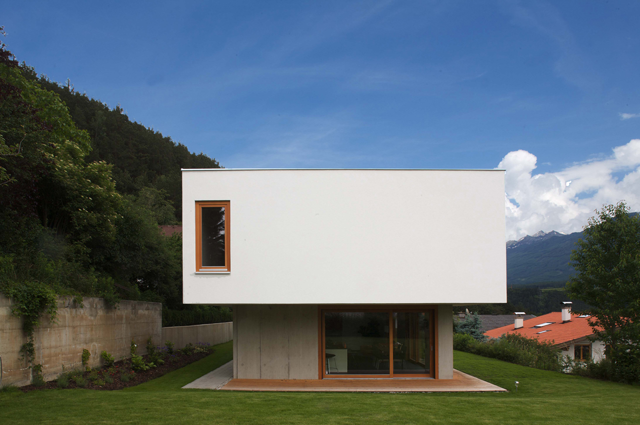 Two in one house / Triendl und fessler architekten, © Günther Wett