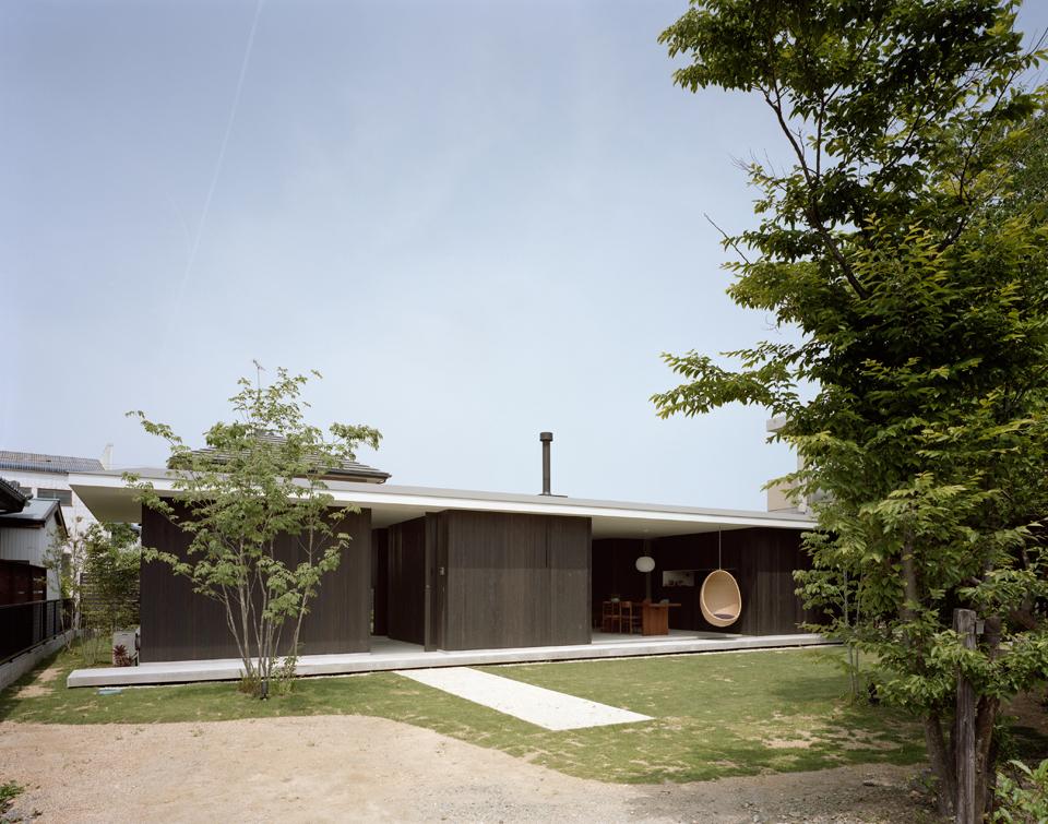 Niwa no SUMIKA (House of garden)