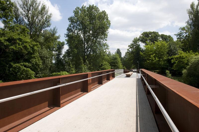 Wupper-Bridge Opladen