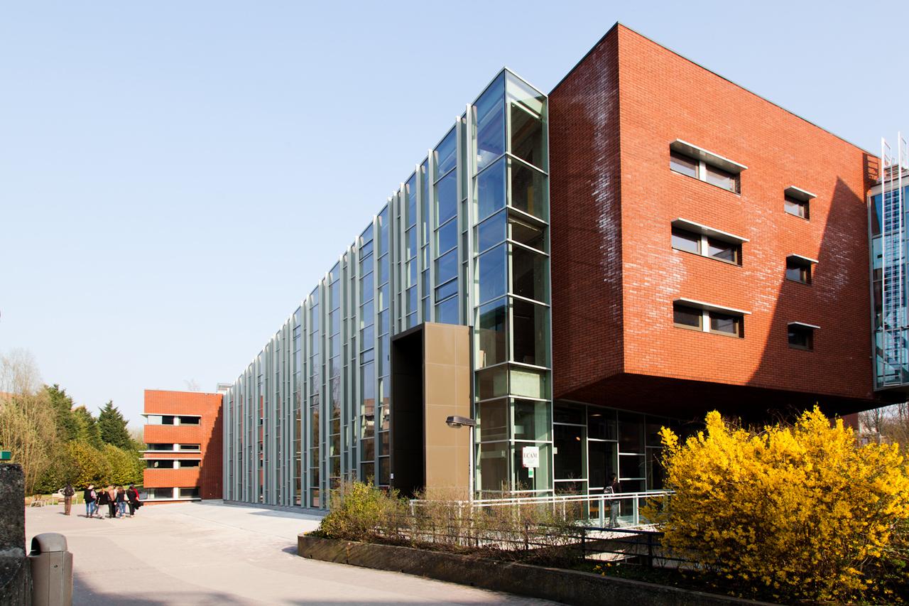 New technical institute – ECAM – Site UCL /