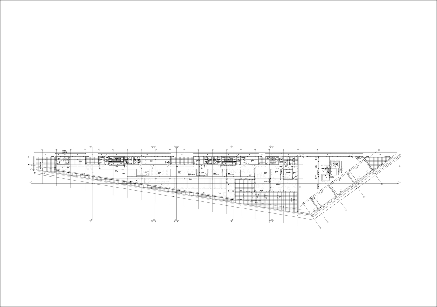 Architectural and urban redevelopment site in Nantes Saupin