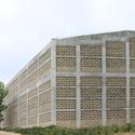 Tongjiang Recycled Brick School  / Joshua Bolchover - John Lin