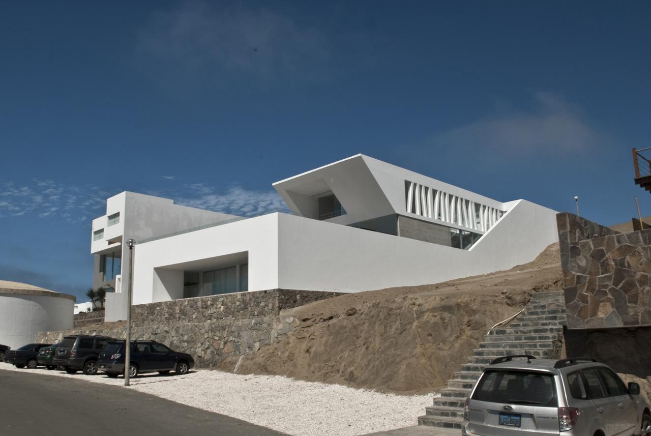 House Playa El Golf H4 / RRMR Arquitectos , © Elsa Ramirez