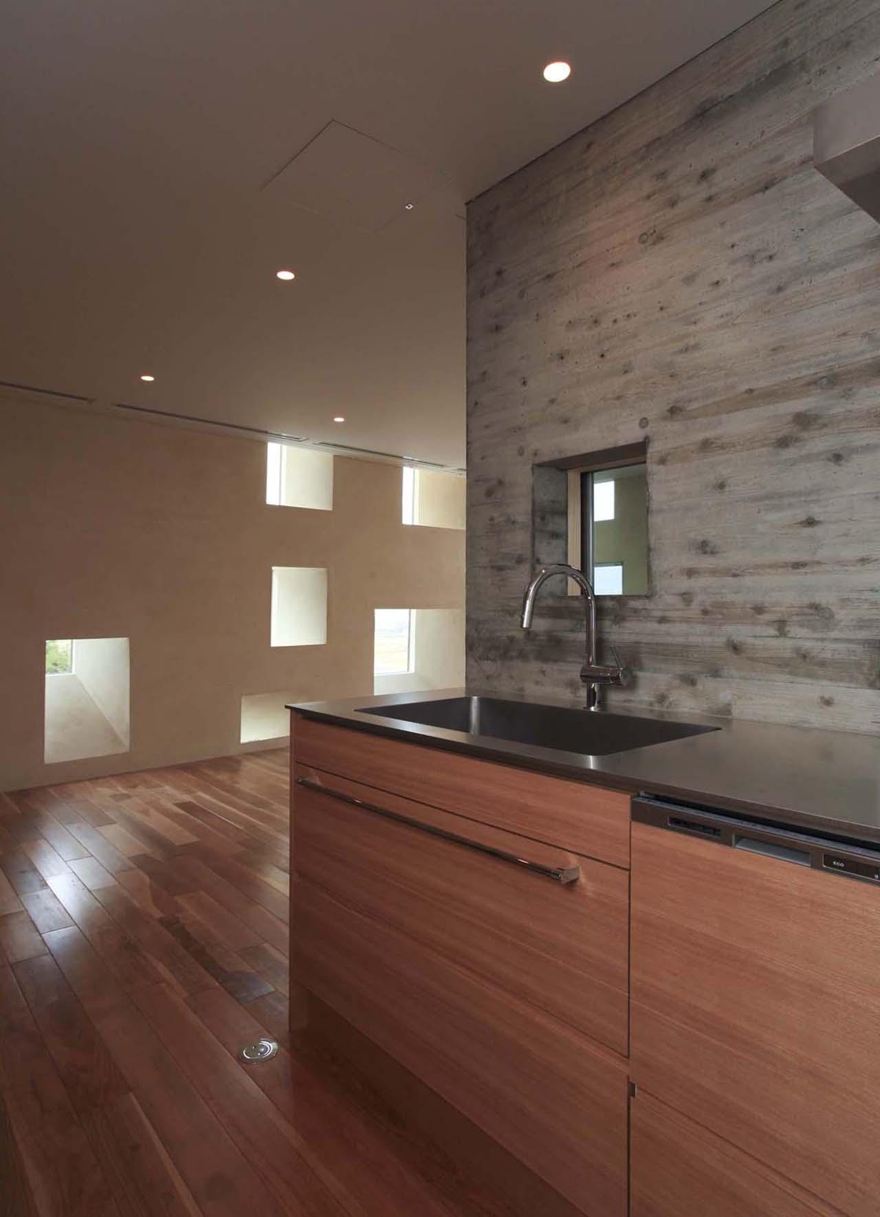 Enbutsu-do / Zai Shirakawa Architects