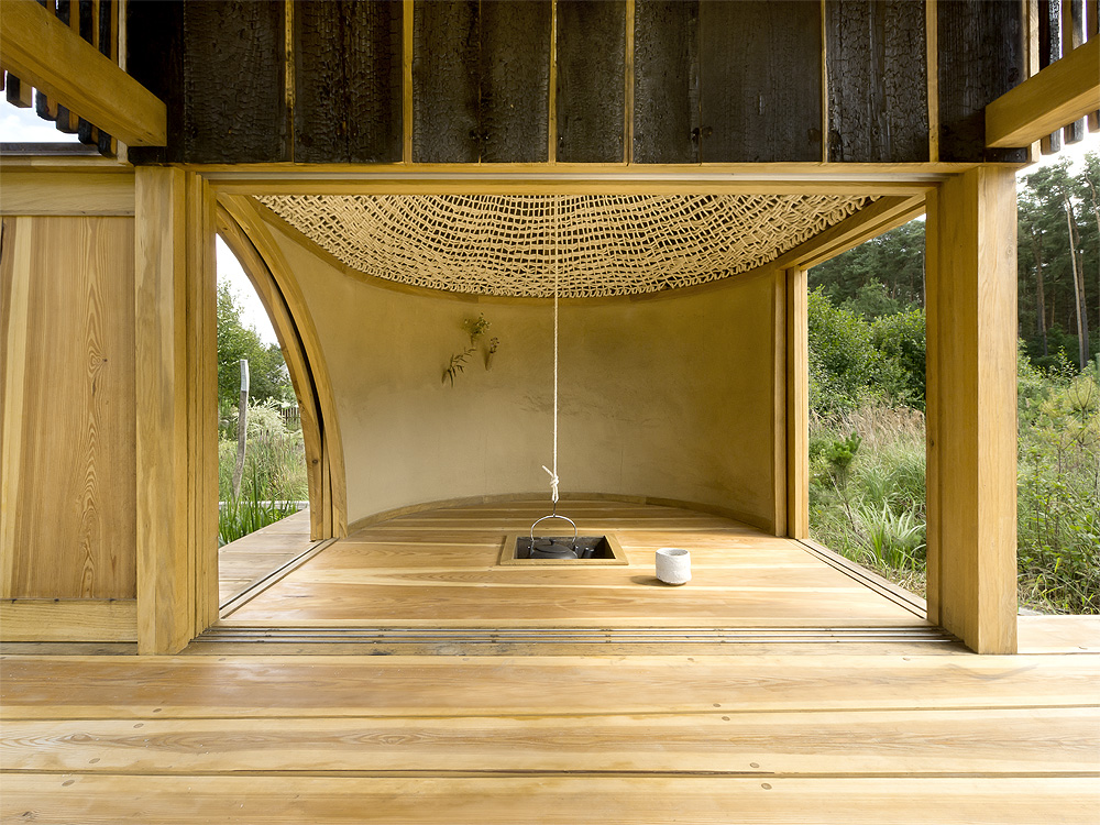 Black Teahouse / A1Architects, Courtesy of A1Architects