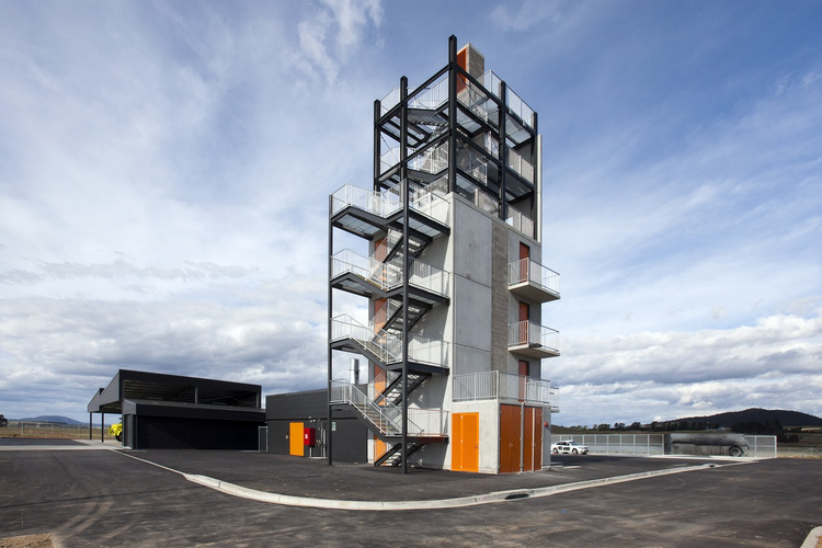 ACT Emergency Services Agency Outdoor Training Centre / HBO+EMTB, © Ben Wrigley