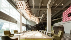 BU Lounge / Supermachine Studio