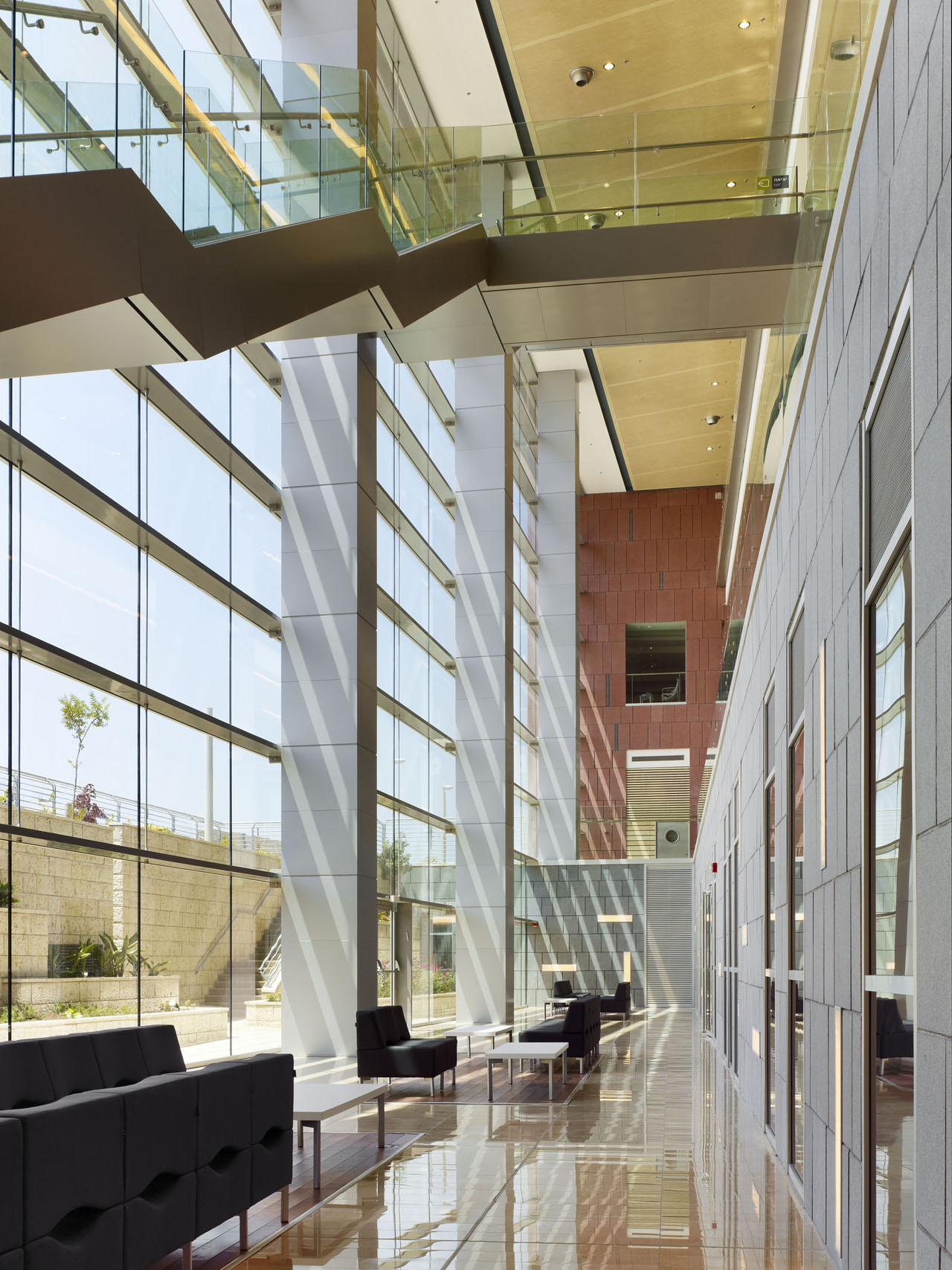 Gallery of assuta medical center zeidler partnership for O architecture brest