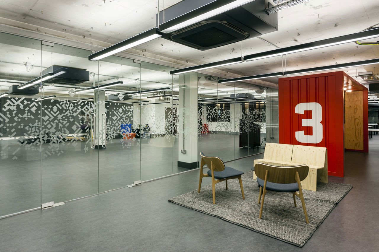 Gallery of google campus jump studios 12 for Office design london