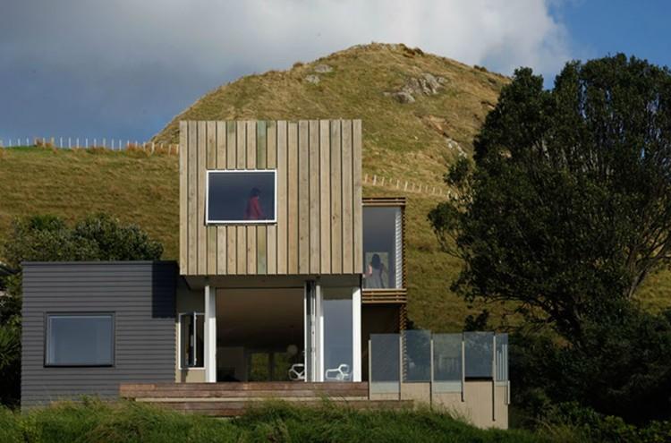 Casa de Playa Otama / David Berridge Architect, © Patrick Reynolds