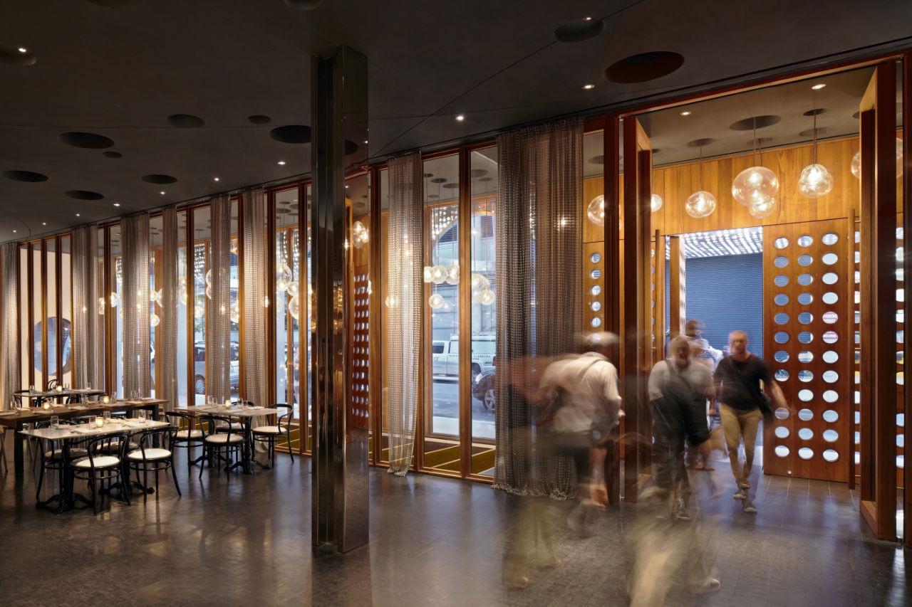 Hotel Foyer Lighting Uk : Gallery of dream downtown hotel handel architects