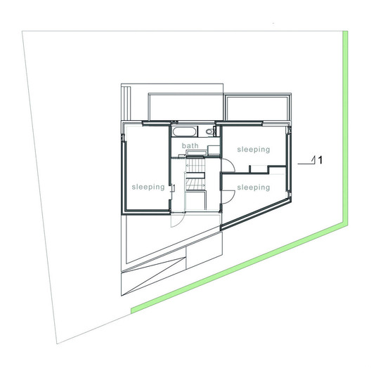 1st and 2nd floor plans