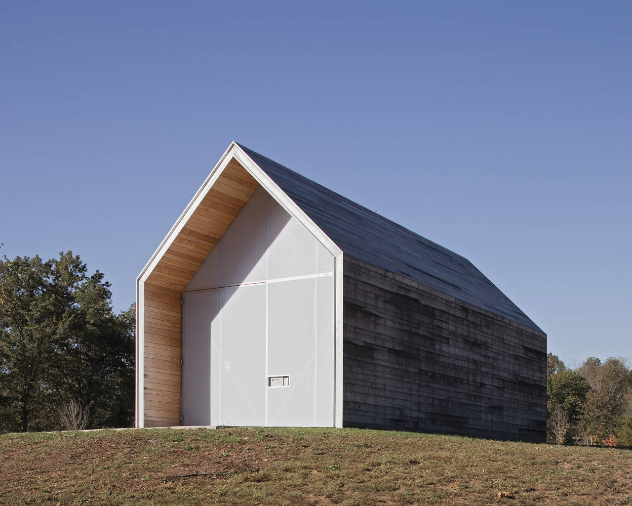 The Shed Hufft Projects Archdaily