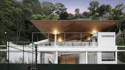 Italian-Venezuelan Centre New Services Building / Roberto Puchetti