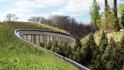 Brooklyn Botanic Garden Visitor Center / Weiss / Manfredi
