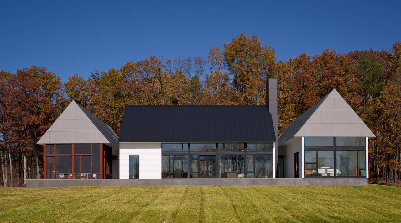 Becherer House / Robert M. Gurney Architect, © Maxwell MacKenzie Architectural