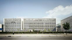 Universidad Politecnica de Valencia Expansion / Corell Monfort Palacios Arquitectos