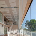 Tsukuba Medical Laboratory of Education and Research / Tetsuo Kobori Architects  + Planus