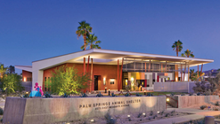 Palm Springs Animal Care Facility / Swatt | Miers Architects