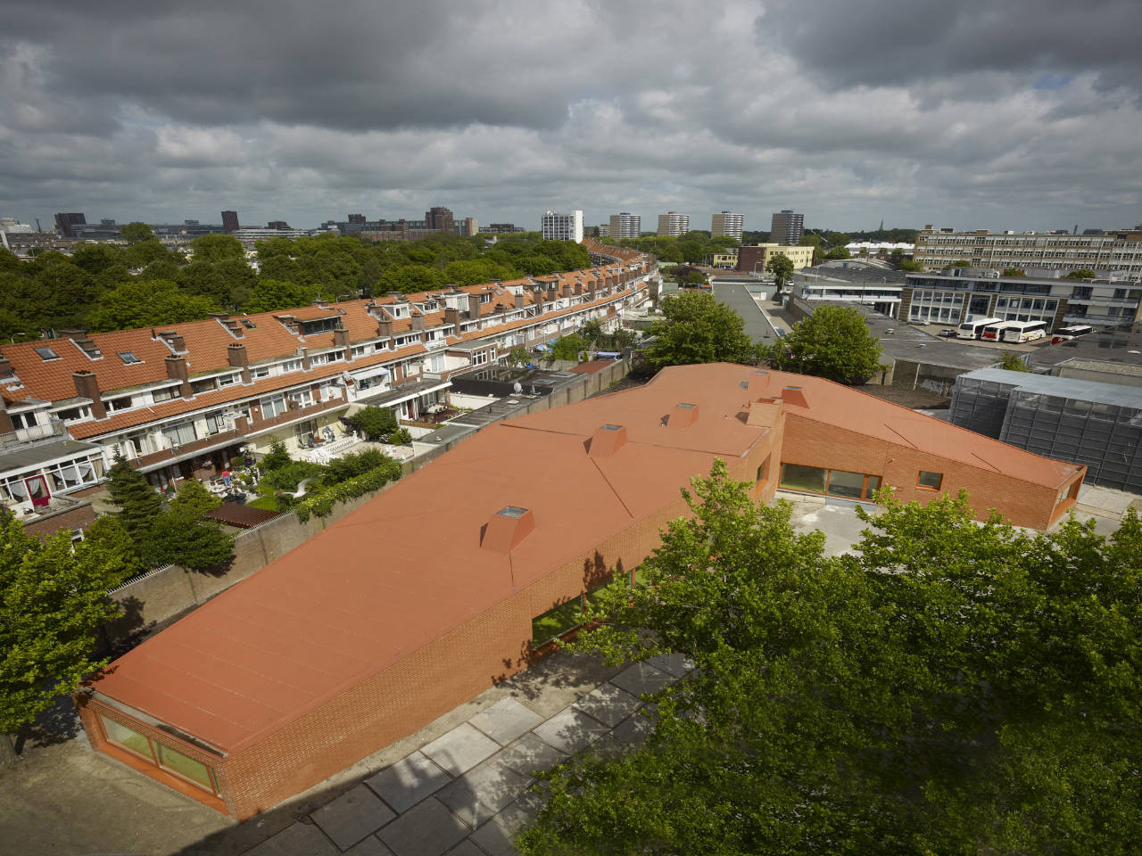 Primary School The Hague / Rocha Tombal Architects, Courtesy of  rocha tombal architects