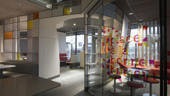 McDonald's Interiors in France / Patrick Norguet