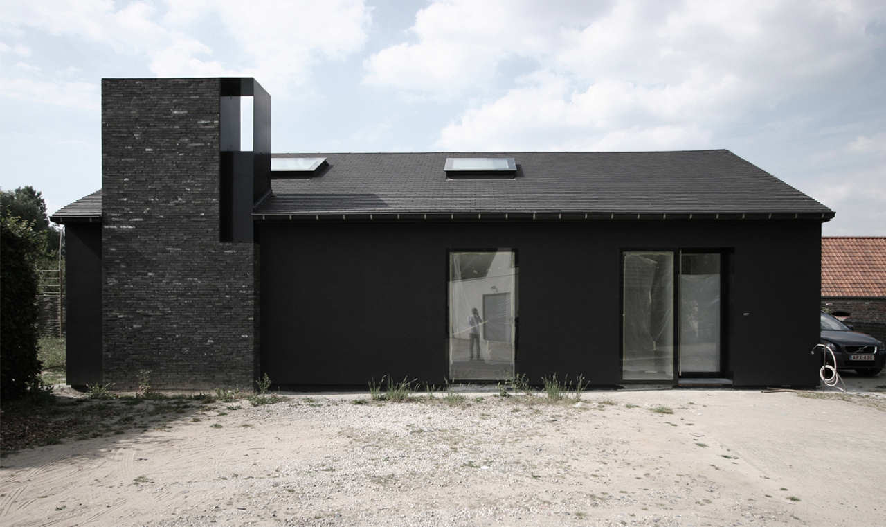 House DM-VL / GRAUX & BAEYENS Architecten, © Philippe Brysse
