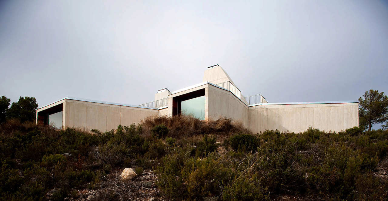 Visitor And Nature Interpretive Center / Manuel Fonseca Gallego, © Miguel de Guzmán