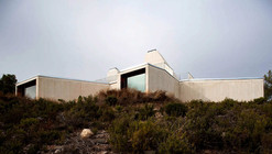 Visitor And Nature Interpretive Center / Manuel Fonseca Gallego