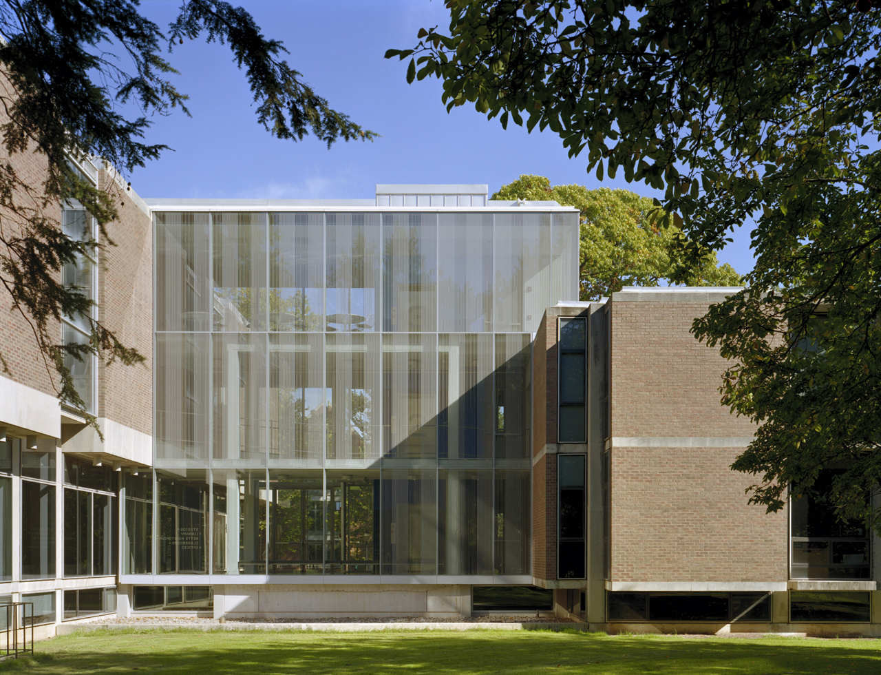 Princeton School of Architecture / Architecture Research Office, © Paul Warchol