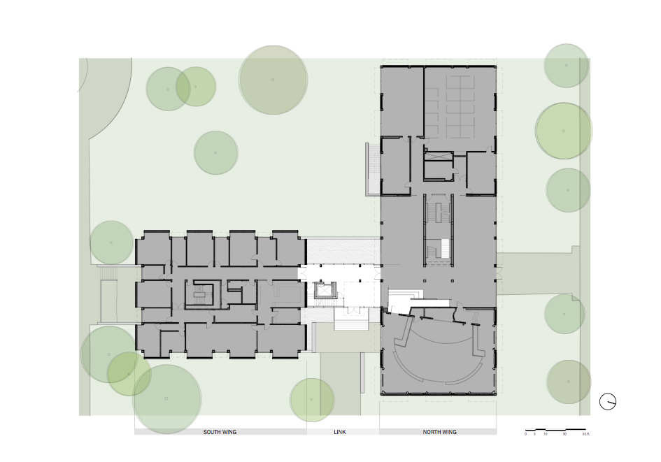 Architecture School Plan gallery of princeton school of architecture / architecture