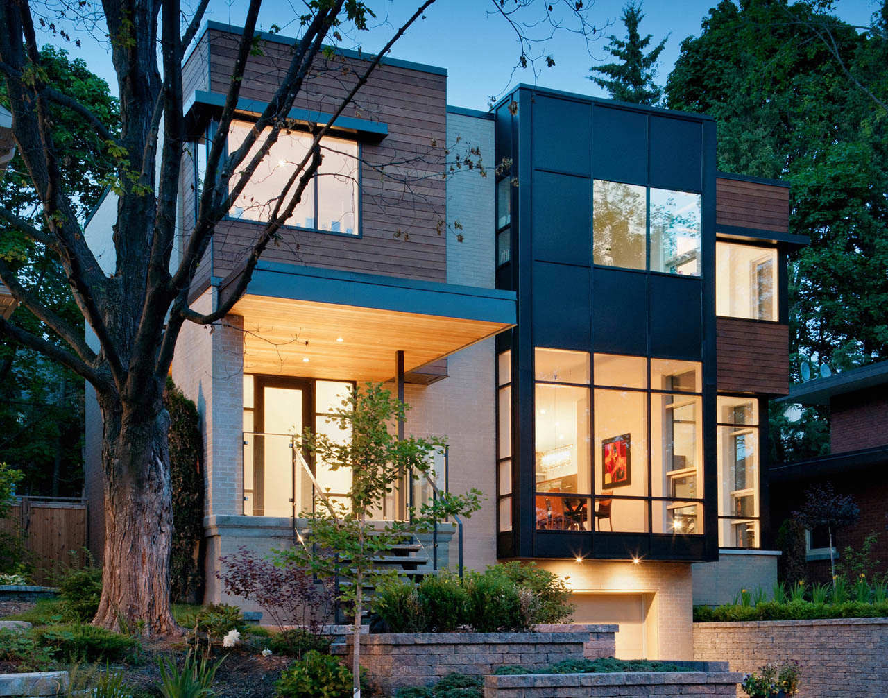 Fraser Residence / Christopher Simmonds Architect, Courtesy of  christopher simmonds architect