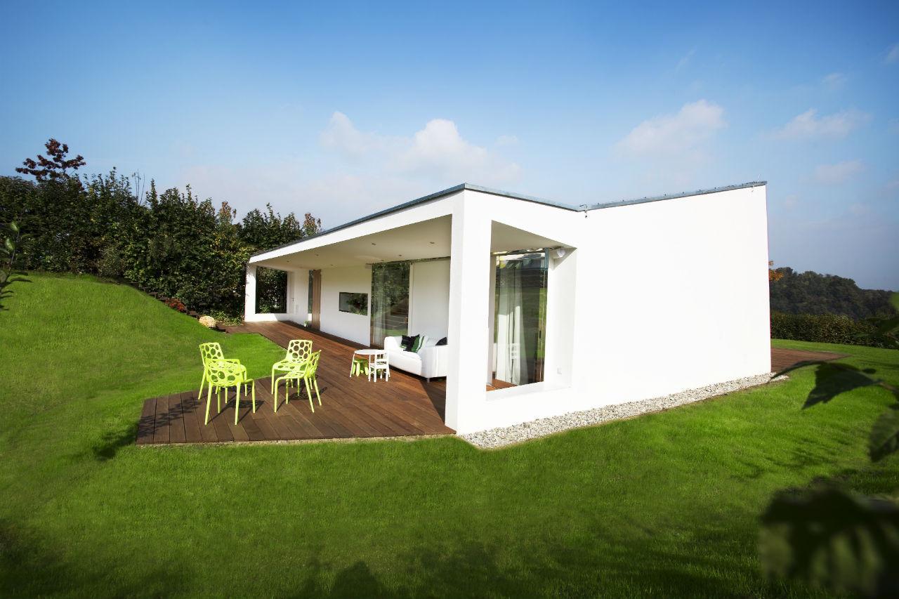 Villa 3S / LOVE Architecture, © Jasmin Schuller