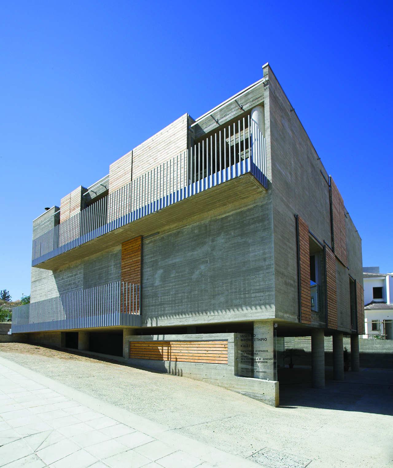 Residence In Aglantzia / Yiorgos Hadjichristou Architects, Petros Constantinou, © Christos Papantoniou