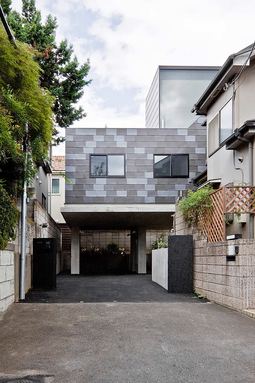 House In Eifukucho / Upsetters Architects, © Yusuke Wakabayashi