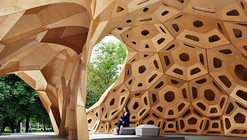 ICD | ITKE Research Pavilion 2011 / ICD / ITKE University of Stuttgart