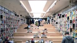 Bookshop And Coffee Bar / Plural + Totalstudio
