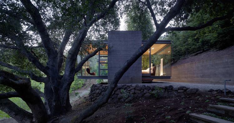 Tea Houses / Swatt | Miers Architects, © Tim Griffith