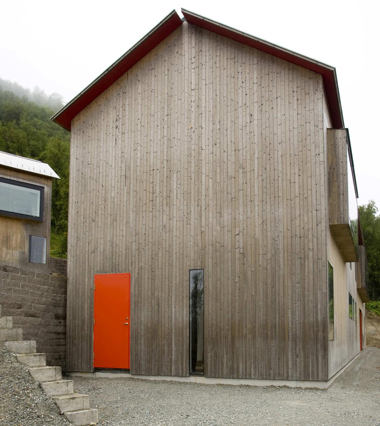 Osthang / Daniel Fagerberg Arkitekter, © PederSundström