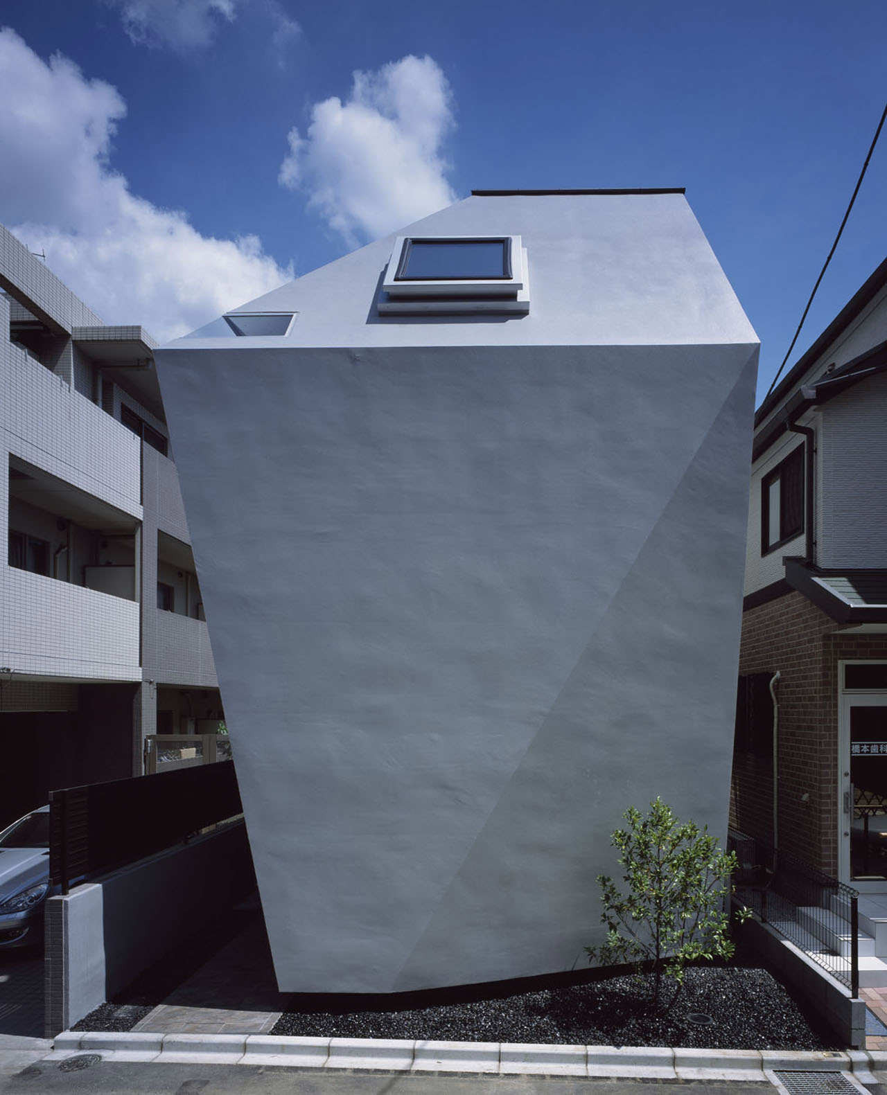 BB / Yo Yamagata Architects, © Forward stroke Inc