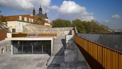 Revitalization Of The Crucifix Bastion / MCA atelier