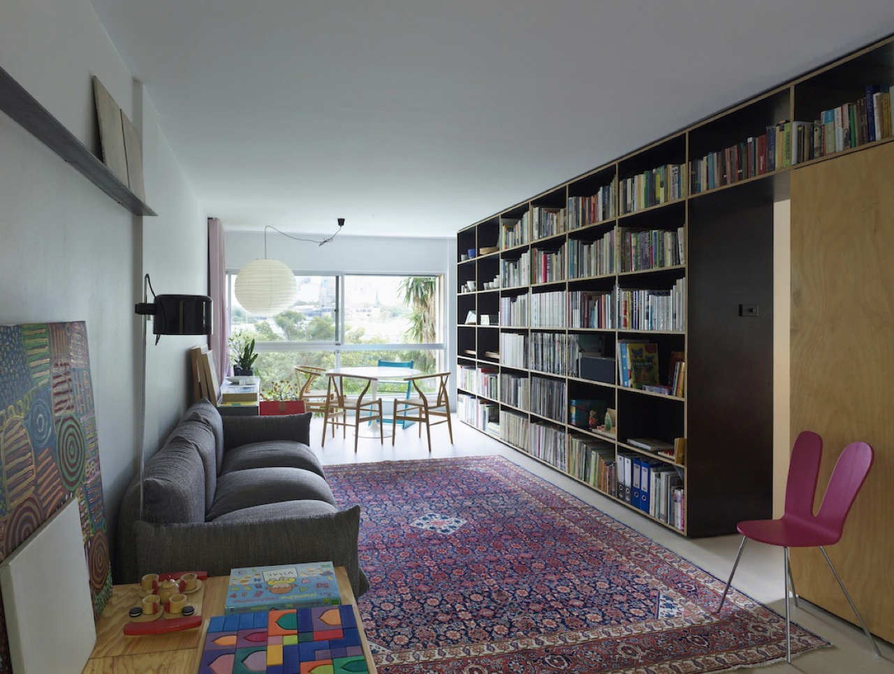 Potts Point Apartment / Anthony Gill Architects