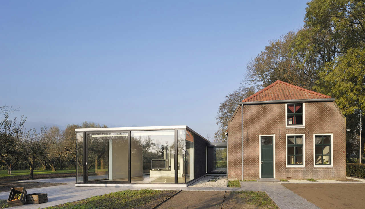 Gallery of Farm House In Dutch Betuwe / reS architecture - 13 - ^