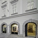 Baroque Court Apartments / OFIS arhitekti