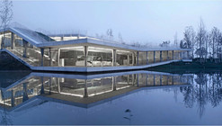 Riverside Clubhouse / TAO - Trace Architecture Office