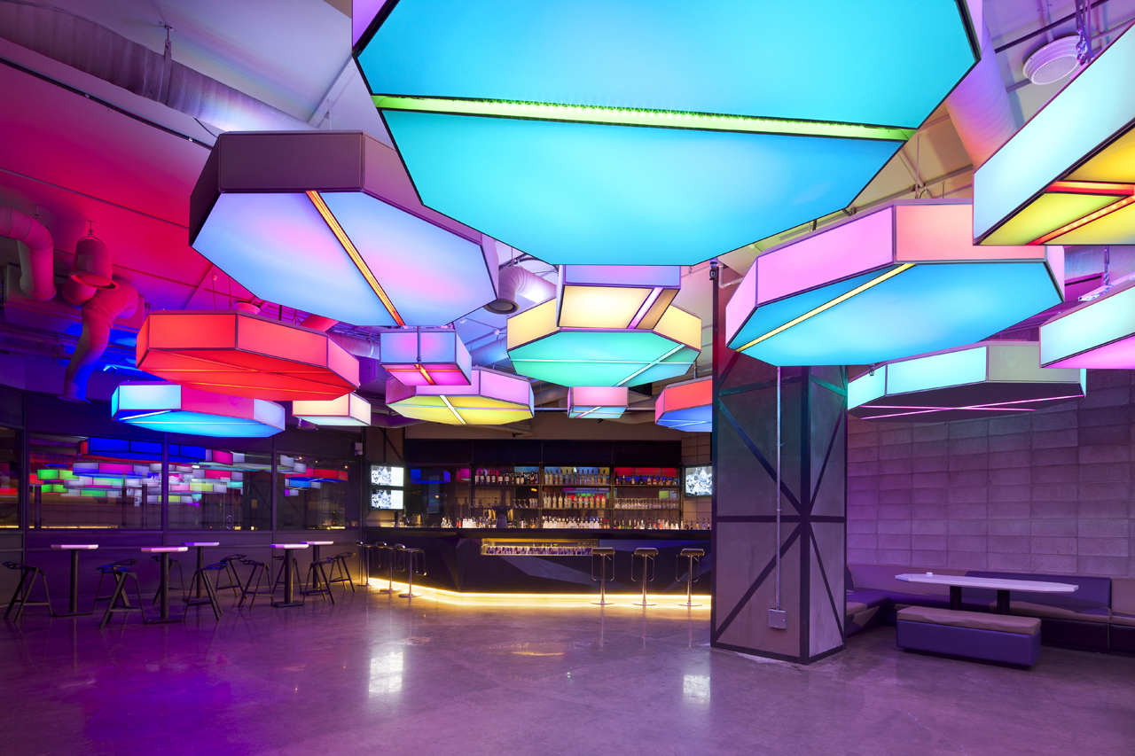 Gallery Of Club Octagon Urbantainer 2