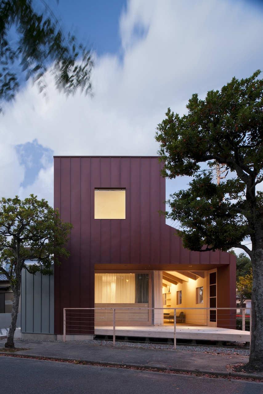 House In Saitozaki / Koichi Futatsumata, © Hiroshi Mizusaki